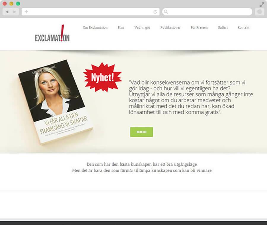 """Κατασκευή ιστοσελίδας Συγγραφέας """"Caroline Patychakis"""""""