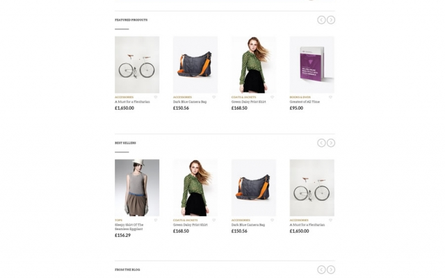 The Retailer Premium WordPress Theme