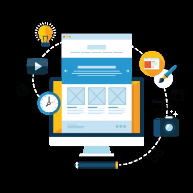 Υπηρεσία Κατασκευής Ιστοσελίδων